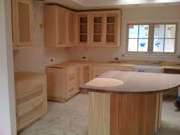 finished oak kitchen cabinets best wood for painted cabinets finish carpentry contractor talk wood