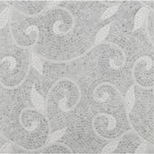 Ann Sacks Kitchen Backsplash by Ann Sacks Athens Silver Cream Weave Marble Mosaic In Honed Finish