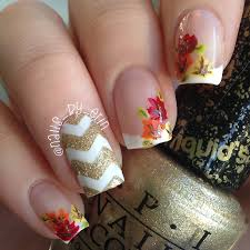 fall nail color designs how you can do it at home pictures