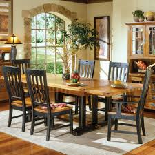 intercon rustic mission refectory dining table sheely u0027s