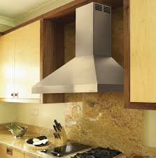 outstanding kitchen range hood with chrome accentuate combined