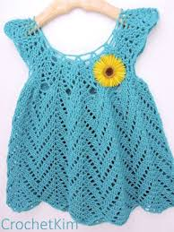 baby girl crochet 25 gorgeous crochet dress patterns for and babies simply
