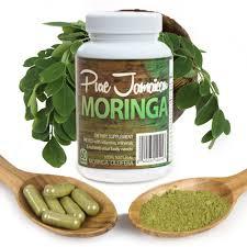 amazon com moringa combination powder 16 oz includes leaves