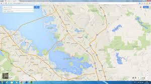 Cupertino Ca Map Fremont California Map