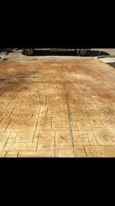 Wood Grain Stamped Concrete by 780 Best Diy Stamp Concrete Images On Pinterest Outdoor Ideas
