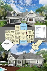 House Plans With Angled Garage 131 Best Craftsman House Plans Images On Pinterest Craftsman