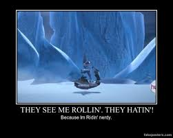 They See Me Rollin Meme - they see me rollin they hatin by thelordandthering on deviantart
