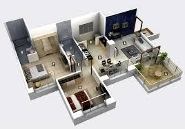 Exclusive Twenty Two  Bedroom House Plan Properties - Two bedroom house design