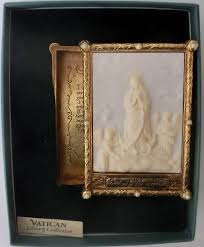 vatican library collection sculpted vatican library rosary box na