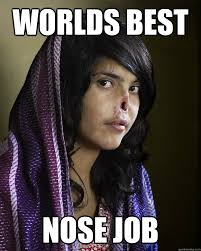 Meme Random - worlds best nose job random meme quickmeme