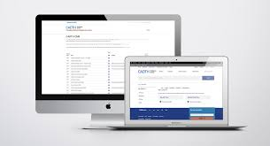 intuitive modern healthcare web application for cadth industrial