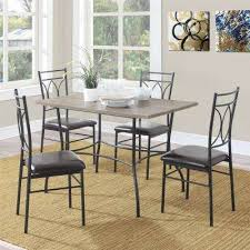 Dining Room Sets Kitchen  Dining Room Furniture The Home Depot - Dining room sets wood