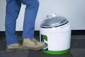 in pictures inventor u0027s tiny washing machine won dyson design