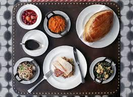 the best restaurants for thanksgiving dinners