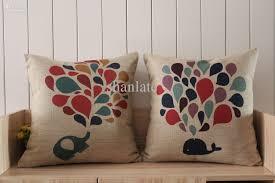 bedroom tahari pillows leaf throw pillows elephant pillow