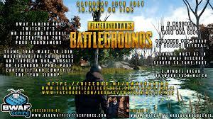 pubg tournament bwaf pubg tournament 2 bwaf gaming