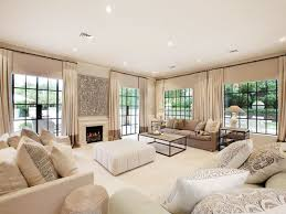 Cream Living Room Ideas | 36 light cream and beige living room design ideas
