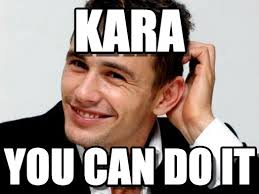 James Franco Meme - kara james franco meme on memegen