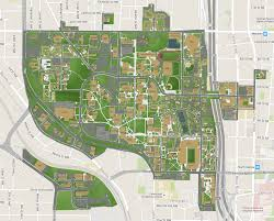 Georgia State University Campus Map by College Of Design Georgia Tech