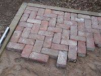 Make Your Own Patio Pavers Paver Patterns For Patios Petersburg Brick Pavers Brick