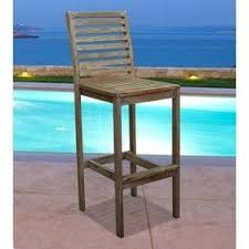 Outdoor Bar Setting Furniture by Tall Outdoor Bar Stools Foter