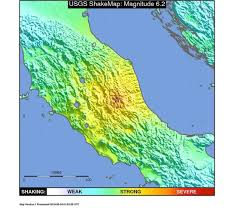 Italy Earthquake Map Italy Earthquake Complex Geology Drives Frequent Shaking