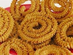 bhajni chakli mini bhakarwadi namkeen bhajani kadboli at rs 200 kilogram s chakli upwas bhajani