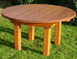round wood patio table round wooden outside table patio furniture conversation sets