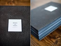 Leather Bound Wedding Album Wedding Album Design Handmade Matted Wedding Albums Wedding