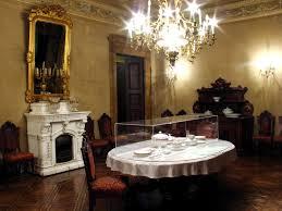 pittura sala da pranzo il museo sala per sala civico museo morpurgo comune di trieste
