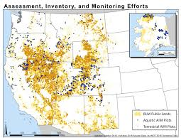 Blm Colorado Map by Current Aim Projects U2013 Assessment Inventory And Monitoring