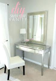 Clear Vanity Table Vanity Table Mirror
