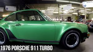 1976 porsche turbo 1976 porsche 911 930 turbo coupe