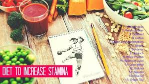 20 foods and eating tips to increase stamina