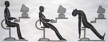 Mechanical Chair Essential Tips For Proper Posture For A Day At Your Desk Tested