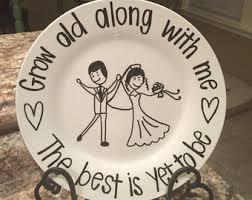 personalized wedding plate gift wedding plate etsy