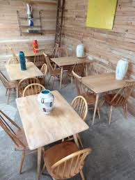 Wooden Bistro Chairs Coffe Table Restaurant Dining Chairs Cafe Chairs Coffee
