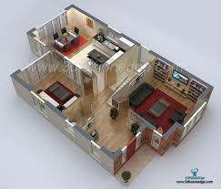 Floor Plan Renderings 3d Floor Plan 3d Architectural Rendering