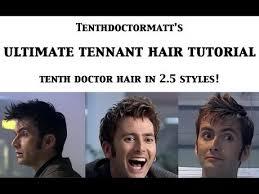 10th Doctor Meme - 10th doctor hair tutorial foto video