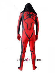 Carnage Halloween Costume Reviews Cool Agent Carnage Spiderman Lycra Zentai Suit 30472