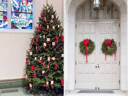Myer White Christmas Decorations by Myers Park Presbyterian Winter Wedding Charlotte Wedding