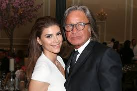 shiva safai mohamed hadid mohamed hadid his fiancée shiva safai relationship update the
