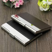 Pocket Business Card Holder Metal Metal Business Card Cases For Men Online Metal Business Card