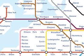 Boston Transit Map by 6 Great Transit Maps That Aren U0027t Transit Maps