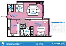 floor plans marina blue tower marina square al reem island