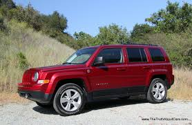 jeep patriot off road tires review 2012 jeep patriot latitude the truth about cars