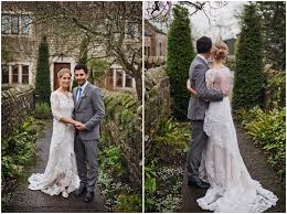 Winter Wedding Dress Tess And Dan U0027s Rustic Winter Wedding By Mark Tattersall Boho