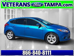 used ford focus for sale with photos carfax