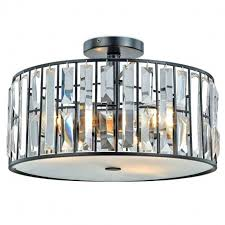 Flush Mount Ceiling Lights Home Depot Photo Gallery Of Flush Mount Chandelier Home Depot Viewing 33 Of