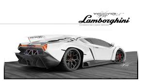 cartoon lamborghini veneno lamborghini veneno sv concept facelift on behance